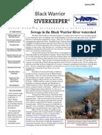 SPRING 2006 Black Warrior Riverkeeper