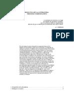 Tema 35 Didáctica de La Literatura (Artículo de Internet)