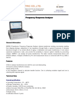 GDRB-II Transformer Frequency Response Analyzer-2013.7.26