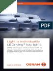 Led Driving Fog Lights Campaign Leaflet En