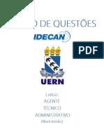 1 - Banco de Quokestoes Idecan