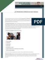 Antisocial vs Asocial. Definiciones y Diferencias Entre Términos.