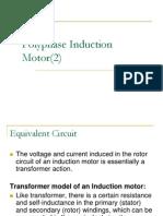 Induction Motors Part 2