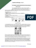Apostila de Biologia – Vol  4