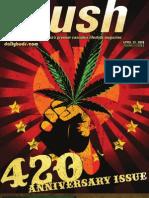 Kush Magazine / Southern California / April-2010