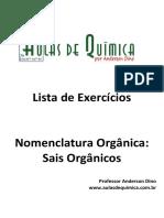 Sais Organicos 01
