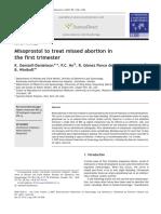 Misoprostol Pada Missed Abortion
