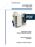 VariStroke-II Electro-hydraulic Actuator 26740_NEW