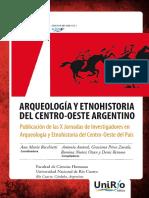 MOLLO, N. 2015. Toponimia Aborigen Del Departamento General Roca, Provincia de Córdoba
