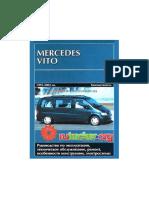 Mersedes-Benz Vito 1995-2002