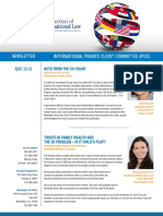 ABA SIL _IPCC Newsletter_Spring2016