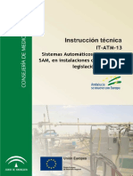 Instrucción Técnica Atm 13 Andalucia