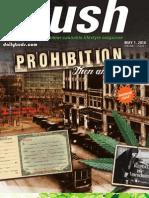 Kush Magazine / San Diego / May-2010