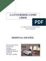 Liderazgo en Enfermeria