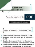 Defensa Civil Capacitacion