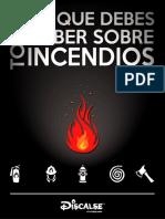 eBook - Todo Lo Que Debes Saber Sobre Incendios