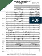 EntryOfGladiators Score
