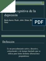 Terapia Cognitiva de La Depresion (2)