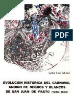 Carnaval de Blancos y Negros en Pasto
