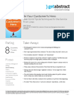 Be Your Customers Hero- Book Summary