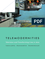Telemodernities by Tania Lewis Fran Martin and Wanning Sun