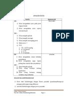 Pre Op Analisa Data,Intervensi Dan Implementasi Kista Ovarium