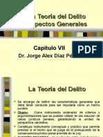 La Teoría Del Delito.aspectos Generales