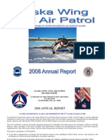 Alaska Wing - Annual Report (2008)