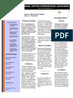 Latin America Threat Briefs 05252010