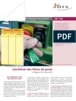 Conseil Fdp Inrs Ed126
