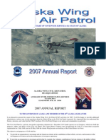 Alaska Wing - Annual Report (2007)