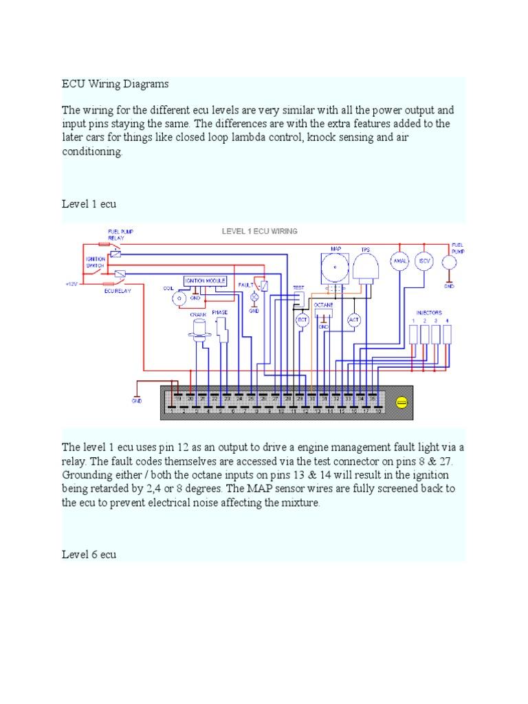 Cosworth Ecu Wiring Diagrams