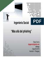 Ing. Social MADP Segurinfo Paraguay 2015 DG