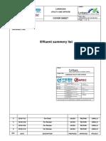 1333(SOPC)-Effluent summery list-20-PR-002_Rev3