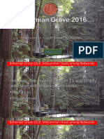 Bohemian Grove 2016