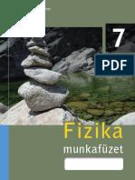 OFI - NEMZETI - Fizika Mf.7. Osztály