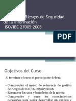 Gestion de Riesgos ISO 27005 (Completo)