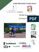 PoCoMo Wheelchair Tennis Player Package Information Web