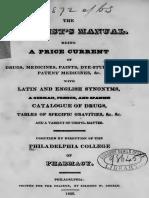 Druggist Manual