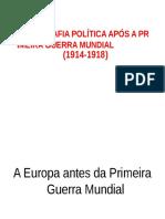 A GEOGRAFIA POLÍTICA APÓS A PRIMEIRA GUERRA.Renamed_0002.ppt
