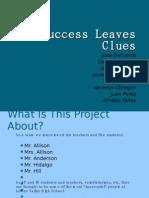 Success Leaves Clues1