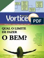 Jornal Vórtice 96 Maio 2016 - revista maravilhosa - wicca  - bruxaria - macumba forte