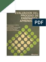 Avolio de Cols - Evaluacion Del Proceso de E-A