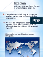 Globalizacion Primera Clase