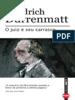O Juiz e Seu Carrasco - Friedrich Durrenmatt