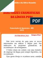 Diretrizes Gramaticais Da Língua Puri (1)