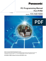 V.3.0 Pc Programming Manual