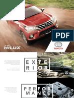 Hil Catalogo Web 2016 Toyota Hilux 2016