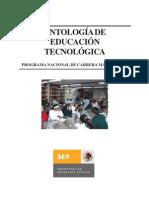 antologia de tecnología