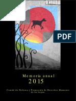 Memoria 2015 Final